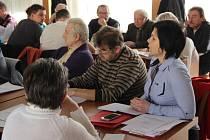 Seminář ke kotlíkovým dotacím se v Přerově konal v úterý 2. února od 12 do 19 hodin, zájem o informace byl velký