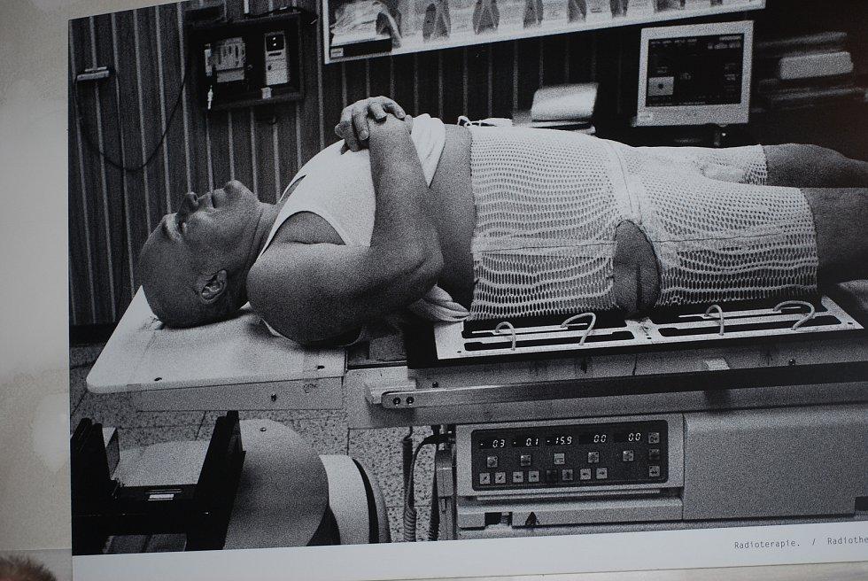 Vernisáž výstavy Jindřicha Štreita Tichá nemoc v Galerii Přerov