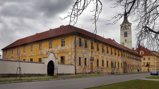 Bývalá piaristická kolej v Lipníku nad Bečvou