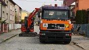 Uzavírky silnic v Lipníku potrápí řidiče