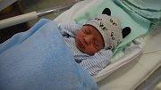Prvním miminkem, které se narodilo na Nový rok v přerovské porodnici, je malý František