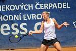 Turnaj ITF žen v Přerově s dotací 25 000 amerických dolarů. Nikola Tomanová