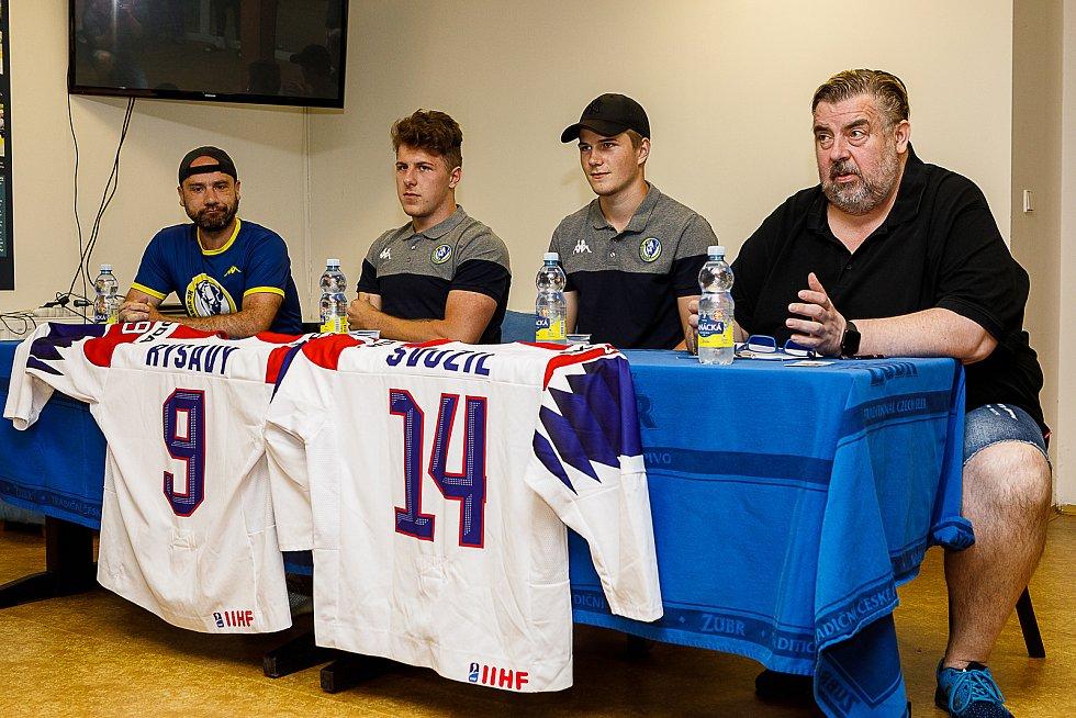 Přerovští hokejisté Stanislav Svozil a Martin Ryšavý byli draftování do NHL.