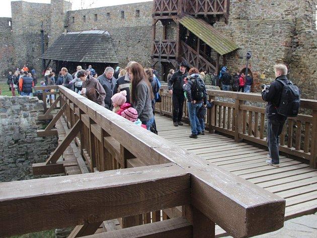Velikonoce na hradě Helfštýn