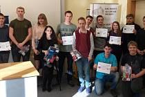 Studenti změřili síly v odborné angličtině