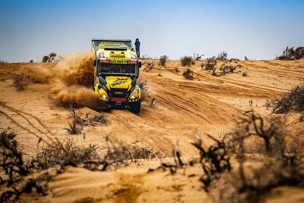 Akce Posedlí Dakarem míří do Přerova.