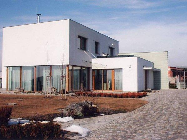 Prvenství vkategorii novostavba získal rodinný dům vDurychově ulici 11.