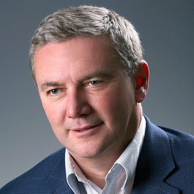 Lídr STAN vPřerově Antonín Prachař