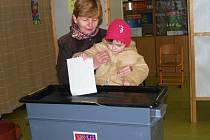 Krajské volby v Přerově