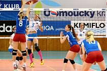 Volejbal Precheza Přerov-Olymp Praha