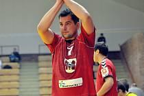 Michal Hradil, produktivní spojka Přerova