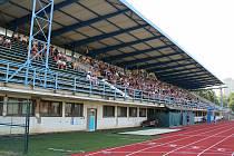 Stadion v Sokolské ulici v Přerově