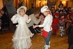 Dětský karneval v Městském domě v Přerově