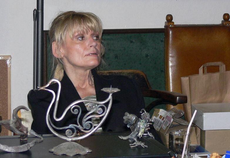 Září 2009. Tehdejší správkyně hradu Helfštýn Marcela Kleckerová odpovídá on-line na dotazy čtenářů Deníku
