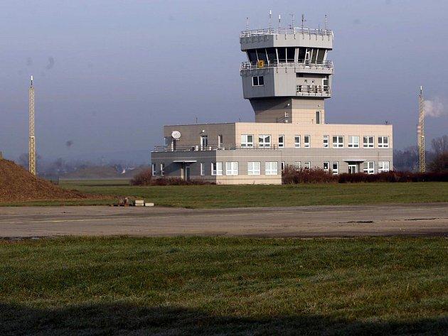 Letiště v Bochoři. Ilustrační foto