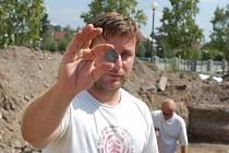 Archeolog Zdeněk Schenk