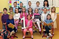Základní škola a Mateřská škola Osek nad Bečvou  1. třída