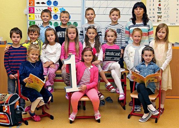 Základní škola a Mateřská škola Osek nad Bečvou  1.třída