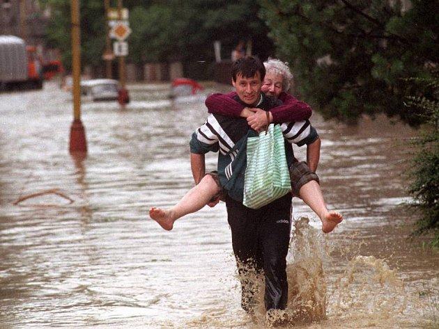 Přerov, 7.července 1997
