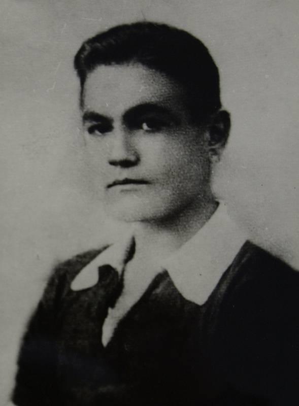 Alexandr Nikolskij zvaný Saša Nikolajčik padl 22. února 1945 ve Velké Bystřici.