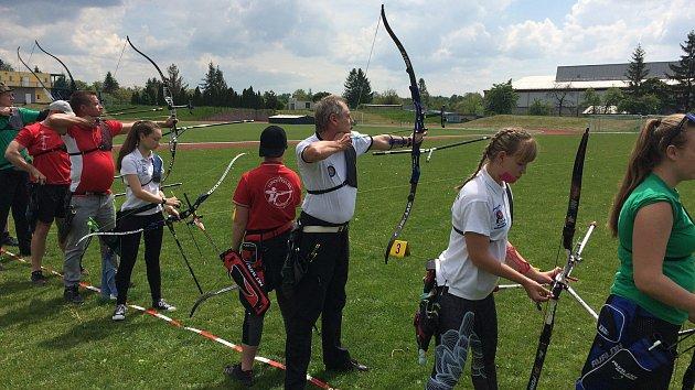 Sportovní hry seniorů v Litvínově 2019