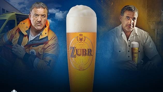 Pivovar Zubr. Ilustrační foto