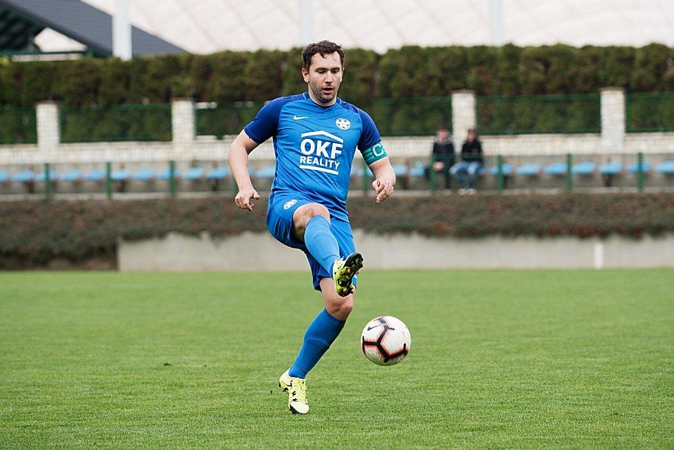 Martin Král, FK Kozlovice