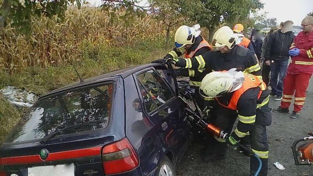 Nehoda felicie uStaré Vsi