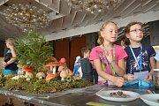 Výstava hub v přerovském klubu Teplo