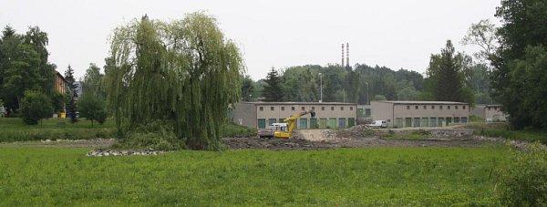 Revitalizovaný rybník Kuchyňka vHranicích