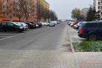 Rekonstrukce ulice Svolinského v Prostějově