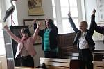 Mezinárodní den muzeí - prohlídka Muzea Komenského v Přerově