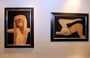 Kristián Kodet a jeho obrazy v Galerii města Přerov