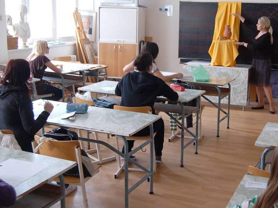 Příjmací zkoušky na střední školy v Přerově