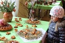 Velikonoční salon v Městském domě v Přerově