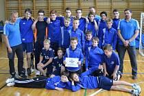 Mladí volejbalisté Kojetína skončili na skvělém čtvrtém místě na MČR v Novém Jičíně