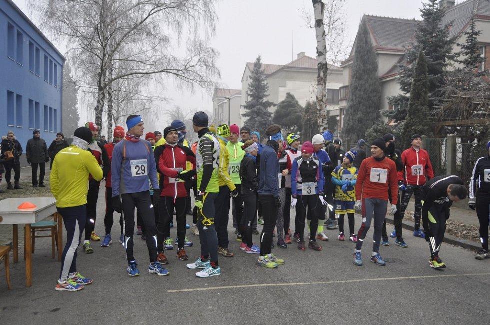 Silvestrovský běh je už v Přerově tradiční akcí a borci si i letos poslední den v roce změřili své síly.