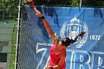 Turnaj ITF žen v Přerově s dotací 25 000 amerických dolarů. Gabriela Pantůčková