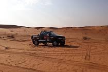 Ford týmu Offroadsport na Dakaru 2021.