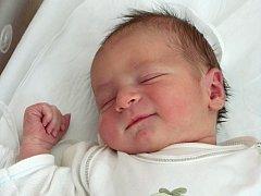 Tomáš Břicháč, Přerov, narozen dne 24.7.2013 v Přerově, míra: 54cm, váha 4426g