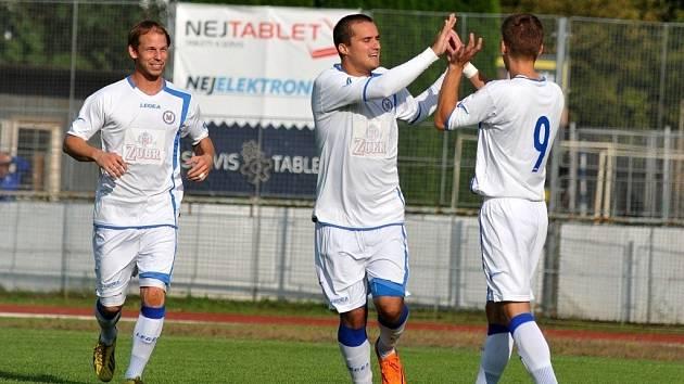 Fotbalisté 1.FCV Přerov