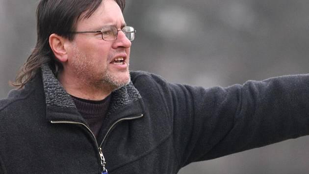 Richard Švehlík, trenér 1.FC Viktorie Přerov