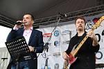 Štědrodenní koncert Pavla Nováka v Přerově 24. prosince 2019.