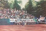 Tenisová akademie Petra Huťky v minulosti. Rok 2003