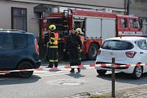 Čtyřleté dítě nepřežilo pád z okna ubytovny v Kojetínské ulici v Přerově.