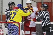 Slavia proti Zubrům