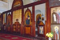 Pravoslavný chrám svatého Cyrila a Metoděje, Wilsonova ,Přerov
