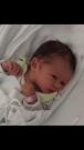 Nina Hoferková, Přerov, narozena dne 24. května vPřerově, míra 48 cm, váha 3500 g