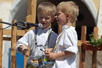 Festival V zámku a v podzámčí. Ilustrační foto