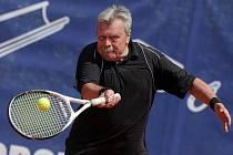 Tenisová akademie 2017 v Přerově.  Miroslav Paleček